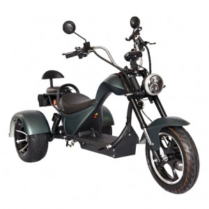 Электроскутер CityCoCo SkyBoard Trike Chooper