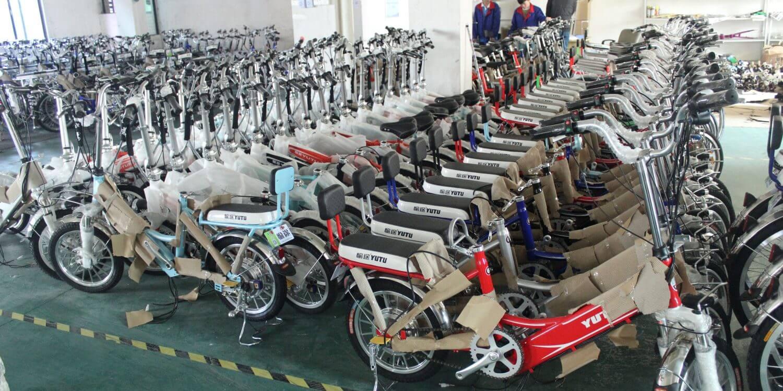 Электровелосипеды оптом