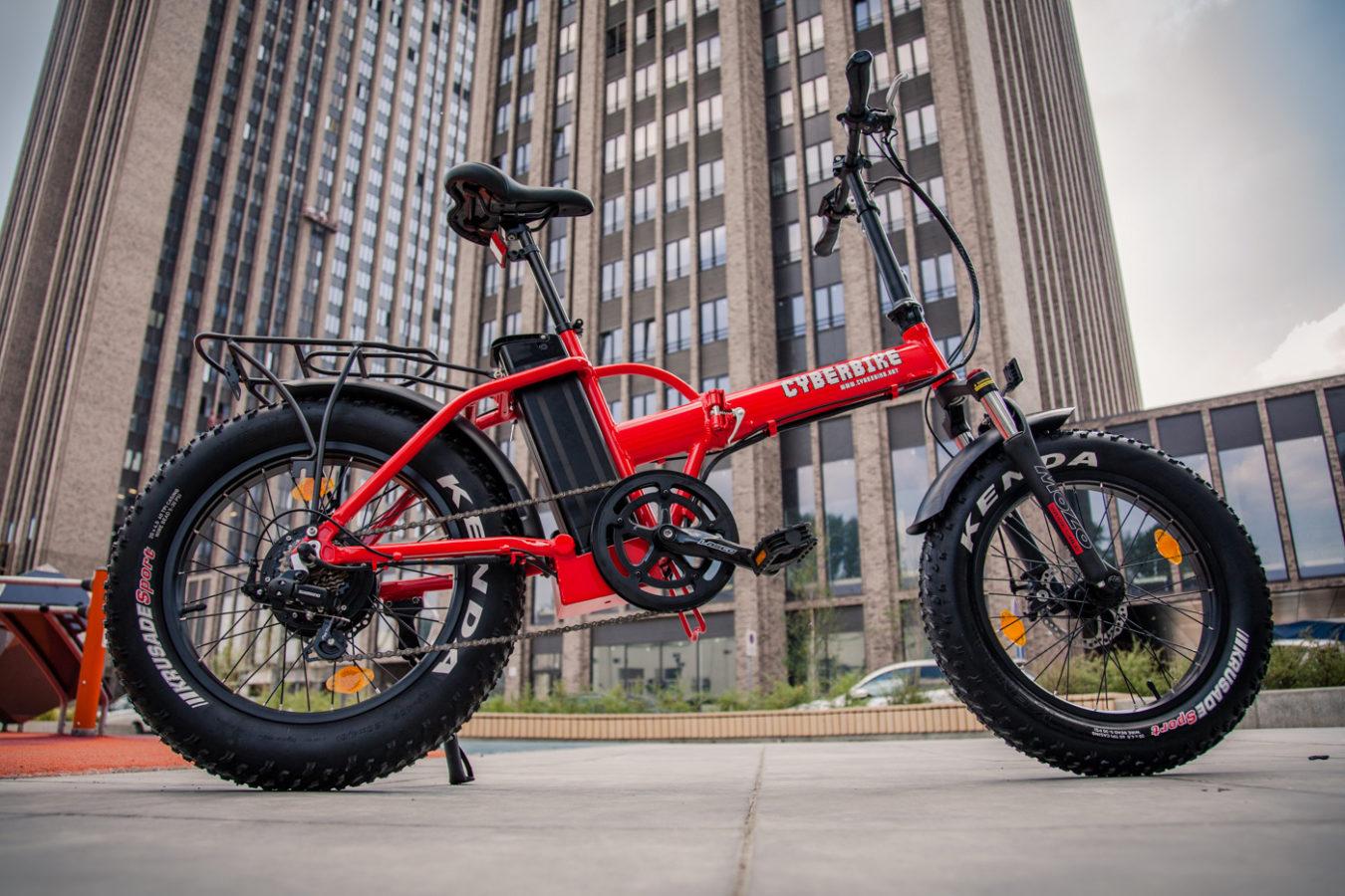 Электровелосипед купить в Москве