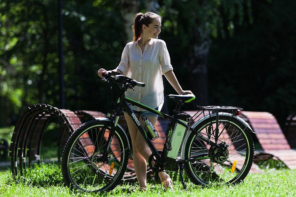 Электровелосипеды взрослые купить в Москве